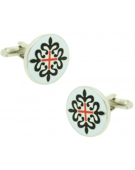 Order of Montesa Cufflinks