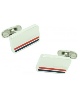 Rectangle Tommy Hilfiger Cufflinks