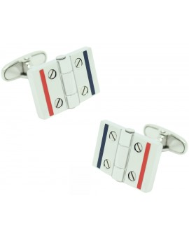 Door Hinge Tommy Hilfiger Cufflinks