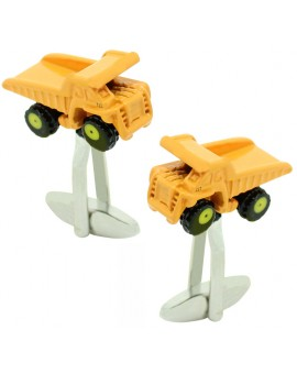 Gemelos Camión de Construcción
