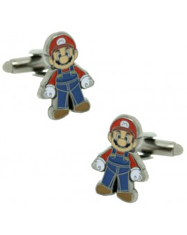 Super Mario Bros. Cufflinks