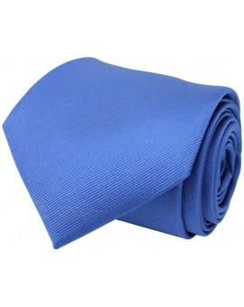 Corbata Madison Azul confeccionada en seda