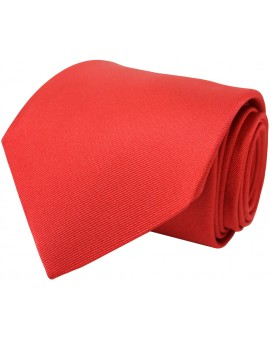 Red Madison Tie