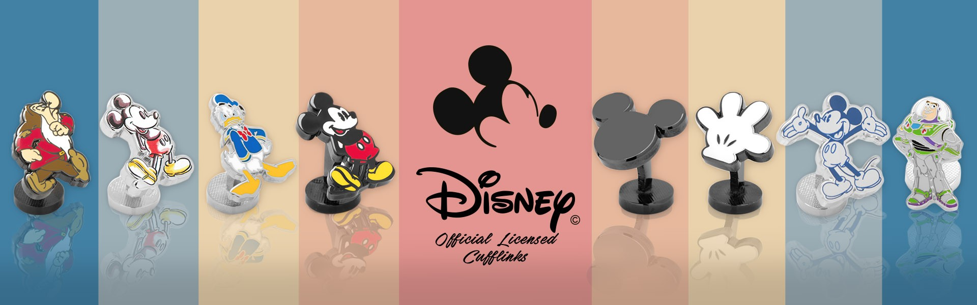 Disney Cufflinks