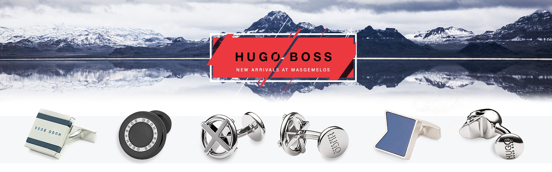 Hugo Boss Cufflinks and men's accesories