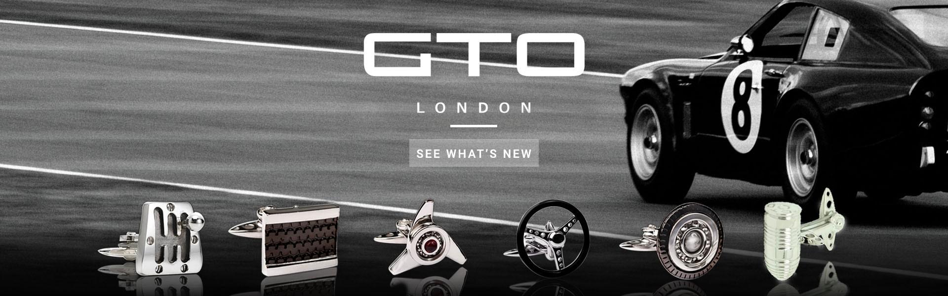 Gemelos Marca GTO London