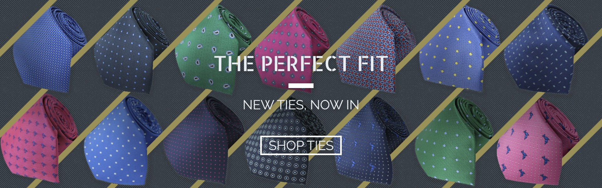 Silk and Microfiber Ties Collection
